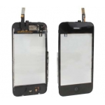 Touch Screen Digitizer Assembly Replacement Part for iPhone 3G-black