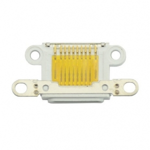 OEM Lightning Connector Charging Port White for iPhone 5