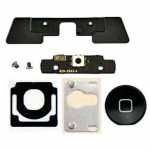 Digitizer Mounting Kit with Home Button replacement for iPad 4 (6 in 1)