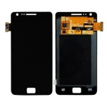 LCD with Touch Screen Digitizer Assembly replacement for Samsung Galaxy S2 i9100 Black