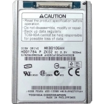 MK8010GAH 80GB Hard Drive replacement for iPod Video