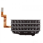 QWERTY Keypad with Keypad Board replacement Black for BlackBerry Q10