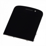 LCD with Touch Screen Digitizer Assembly Black replacement for BlackBerry Q10