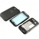 Full Back Cover Case Housing replacement for HTC Wildfire S G13 A510e