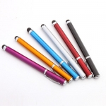 Stylus with Ballpoint Pen for Mobile Phone Tablet PC