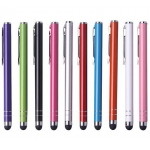 Carved Rings Style Stylus Pen for Mobile Phone Tablet PC