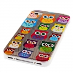 Owl Style Hard ​Case Protective Cases for iPhone 4 4s