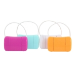 Handbag Style Multi Port Sync Micro Charger USB Cable for iPhone 5 & 4