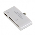 Lightning CF Card Reader & USB Camera Connection Kit for iPad 4 iPad mini