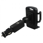 Car Charger Holder (USB) Universal Stand for Mobile Phones