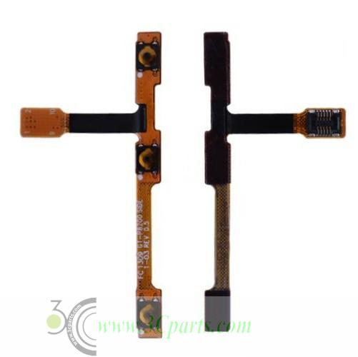 Power Volume Button Flex Cable replacement for Samsung Galaxy Tab 3 Plus P8200