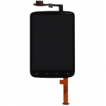 LCD with Touch Screen Digitizer Assembly replacement for HTC Sensation 4G(T-Mobile)