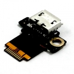 Dock Connector Charging Port Flex Cable replacement for HTC Incredible S