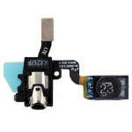 Audio Jack with Earpiece Speaker Flex Cable replacement for Samsung Galaxy Note 3 N9005
