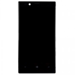 LCD Display Touch Screen Digitizer ​Assembly with Bezel Frame replacement for Nokia Lumia 720