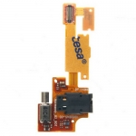 Headphone Audio Jack Flex Cable replacement ​for Nokia X
