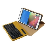 Wireless Bluetooth 3.0 Detachable ​Keyboard Leather Case ​for Samsung Galaxy Tab 4 8.0