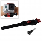 Wrist Mount Clip Belt for Gopro Hero 4 / 3+, Belt Length: 31cm