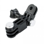 3 Way Adjustable Pivot Arm Screw Bolt Mount for GoPro Hero 4 / 3+ / 3