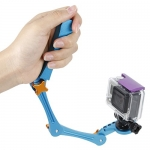 Foldable Pocket Stabilizer Grip Mount Monopod for Gopro Hero 4 / 3+ / 3 / 2
