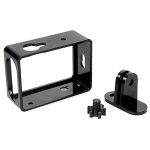 CNC Aluminum Frame Mount Housing for XiaoMi YI Sport Camera​