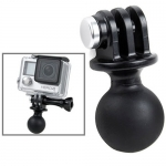 RAM Mount Tripod Ball Head for GoPro Hero 4 / 3+ / 3
