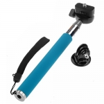 Extendable Pole Monopod with Tripod Mount Adapter for GoPro Hero 3 / 2 / 1