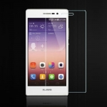 Explosion Proof Tempered Glass Screen Protector Film for Huawei Ascend P7