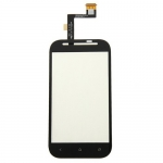 Touch Screen Digitizer replacement for HTC One ST T528T Black / White