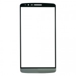 Touch Screen Front Outer Glass replacement for LG G3 / D855 Grey/White