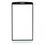 Touch Screen Front Outer Glass replacement for LG G3 / D855 White / Grey