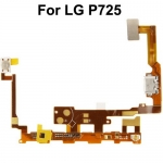 Dock Connector Charging Port Flex Cable replacement for LG Optimus 3D MAX / P720 / P725