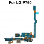 Dock Connector Charging Port Flex Cable replacement for LG Optimus L9 / P760