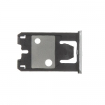 SIM Card Tray replacement for Nokia Lumia 925 Silver / Gray