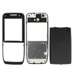 Full Housing Cover replacement for Nokia E52 Black/Coffee/Silver/Brown
