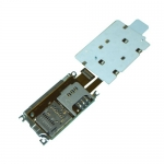 Keypad Board with SIM Card / Memory Card Socket Flex Cable replacement for Nokia Nokia X3-02