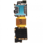 SIM Card Socket Flex Cable replacement for Samsung Galaxy S5 / G900