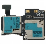 SIM Card Socket Flex Cable replacement for Samsung Galaxy S4 / i545