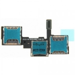 SIM Card Slot Flex Cable replacement for Samsung Galaxy Note 3 / N9002 / N9009