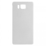 Back Cover replacement for Samsung Galaxy Alpha / G850 White