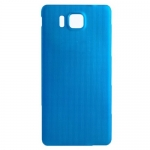 Back Cover replacement for Samsung Galaxy Alpha / G850 Blue