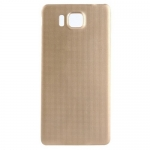 Back Cover replacement for Samsung Galaxy Alpha / G850 Gold