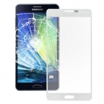 Touch Screen Front Glass replacement for Samsung Galaxy A7 White