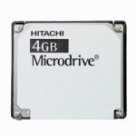 Hitachi 4GB hard drive HMS360404D5CF00