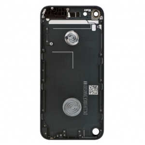 Back Cover Replacement for iPod Touch 5 5th Gen Black & Slate