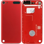Back Cover Replacement for iPod Touch 5 5th Gen Red
