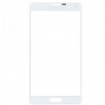 Front Screen Outer Glass Lens replacement for Samsung Galaxy Note 4 / N910 White