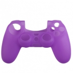 Silicone Rubber Soft Case Skin Cover for PS4 Controller