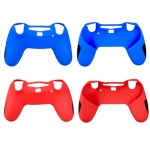 Silicone Rubber Soft Case Cover for PS4 Controller