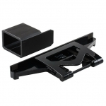 TV Holder with Privacy Cover for Xbox One Kinect Motion Sensing Camera